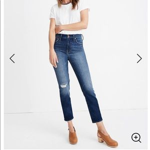 Madewell *The Perfect Jean*